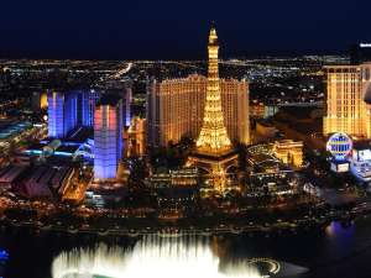 Return to Las Vegas from LHR December £288 @ Skyscanner