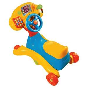 VTech Grow And Go Ride On - £30 @ Tesco Direct