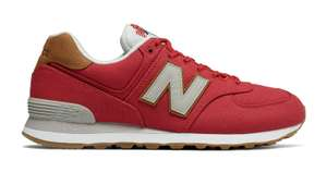Two styles of the New Balance 574 'Sea Escape' now ONLY £37 + £4.50 delivery @ New Balance