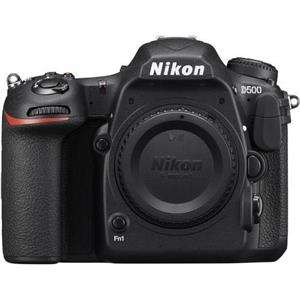 Nikon D500 - Body Only £1619 + £185 Cashback + £20 off on Nikon 100th anniversary strap @ Jessops