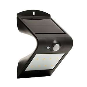 Solar Guardian LED White PIR Wall Light - 1.5W - £17.50 @ Wickes