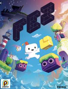 Fez (PS4, vita) @ PlayStation store £1.69