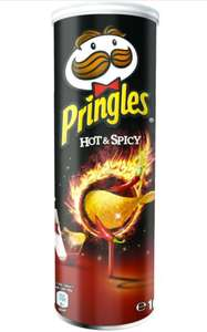 Pringles All Flavours 190g £1 at Poundland