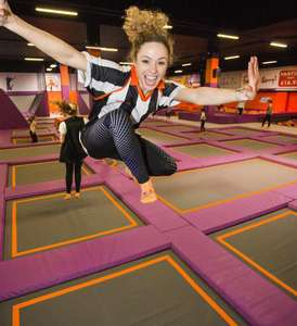 Gravity Trampoline Parks summer pass only £19.95 (You could bounce every day for 10 weeks)