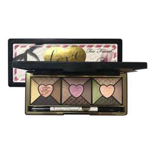 Too Faced Love Eyeshadow Palette now £9.95 (74% off RRP) & free delivery! @ justmylook.com