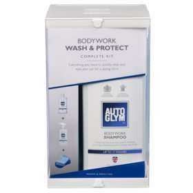 Autoglym Bodywork Wash & Protect Complete Kit £12 (Prime) / £16.49 (non Prime) at Amazon