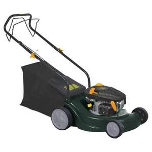 Self Propelled Petrol Lawn Mower 98.5cc for £82 @ Tesco Direct (P&P £7.95 or Free with Delivery Saver)