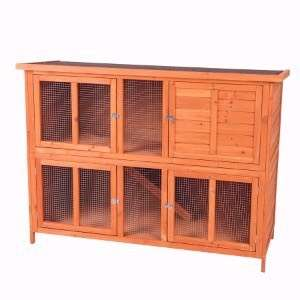 Bluebell rabbit or guinea pig hutch £75 from Pets at Home