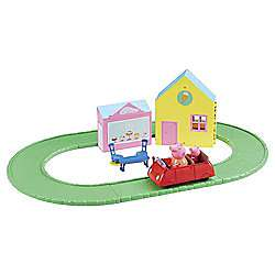 Peppa Pig Special Treat Day Out Playset £25 Tesco