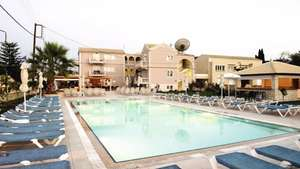 EKATI Plus  IN KAVOS, CORFU, GREECE FROM ABERDEEN  22/6/18 £ 111.70  PP at TUI
