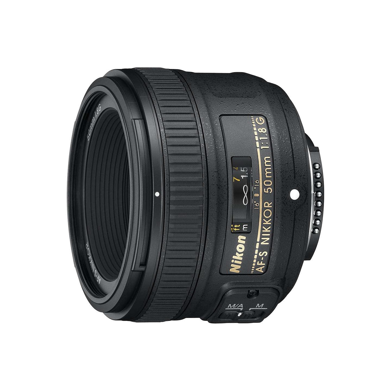 Nikon 50mm f/1.8G AF-S Standard Lens £189 (£144 after Nikon cash back) at John Lewis