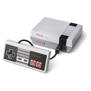 Nintendo Classic Mini NES (GRADE A - w/ 12 months warranty) £32.80 @ MusicMagpie eBay (w/code PARTY20) + Free Delivery