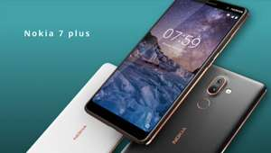 "Nokia 7 Plus in Black - £239.99 (With £6 discount using Voucher Code ""WELCOME6"") @ Toby Deals"