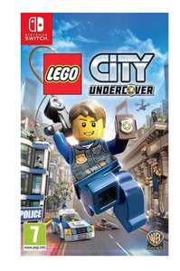 Lego City Undercover [Switch] £15.25 with code or £16.95 @ TheGameCollection