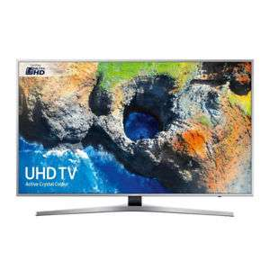 "Samsung UE49MU6400 49"" Smart HDR 4K Ultra HD LED Television £372 @ Hughes / Ebay"