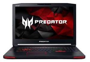 "Reburbished Acer Predator Core i7 16GB RAM 128GB SSD 17.3"" Laptop GeForce GTX 1070 In Black £1199 with code littlewoods-clearance / Ebay"