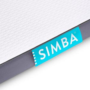 Refurbished Superking Simba Mattress £288 with code at ebay /  simbasleep