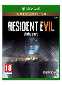(Xbox One - NEW) Resident Evil 7 BioHazard GOLD Edition £14.39 / Standard Edition £9.59 @ eBay (Music Magpie w/code)