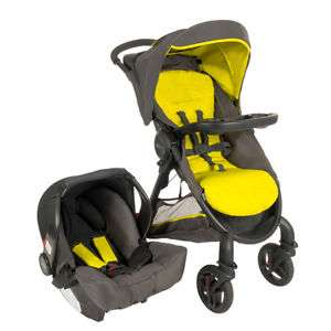"Graco Fast Action Fold 2.0 Stroller - All in one travel system, pushchair & car seat. - £79.99 with 20% Discount  Code ""PARTY20"" From Littlewoods Clarence on eBay"