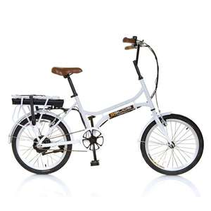 £120 off EGlide Gizmo Electric Bike £379.99  with code 120120 @ Ideal World