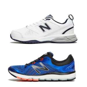 Good prices on various New Balance Trainers w/code - EG: New Balance 624 Men's £27.20 @ eBay/activinstinct-uk (See OP)