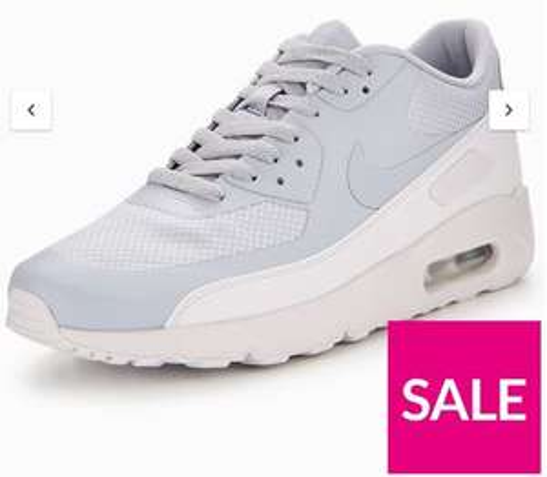 NikeAir Max 90 Ultra Essential - Grey£65.75 @ Very