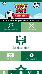 Download the Harvester app for free and get a free J20