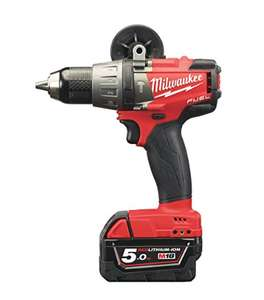 Milwaukee 4933 4510 61 Combi Drill Charger and Case - Red £276.42 @ Amazon