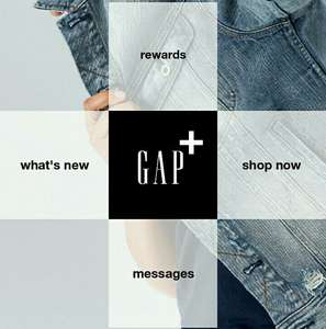 Gap 50 off birthday