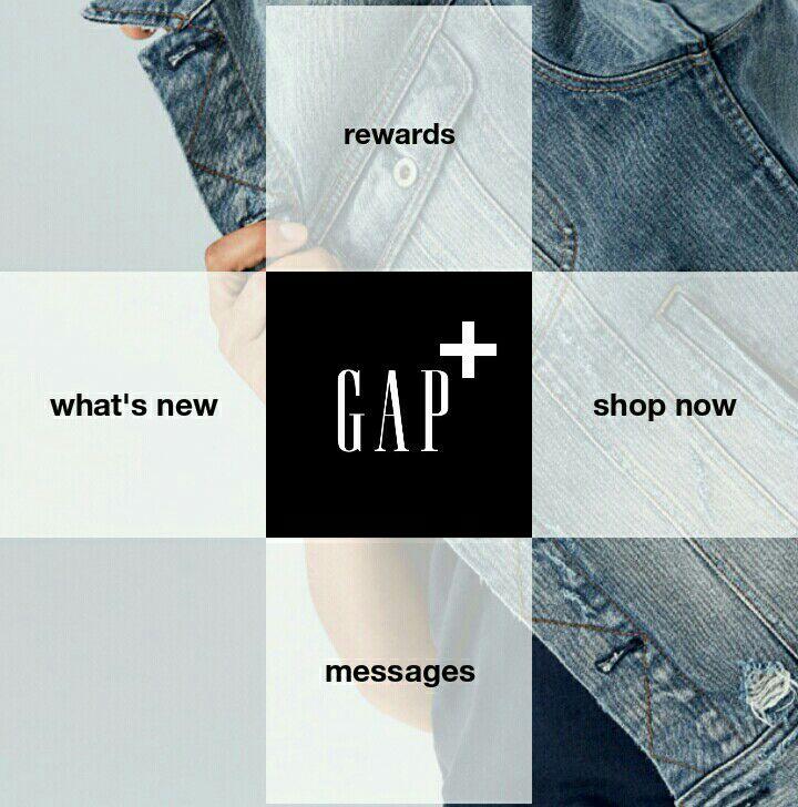 Gap+ App 50% off Birthday Code