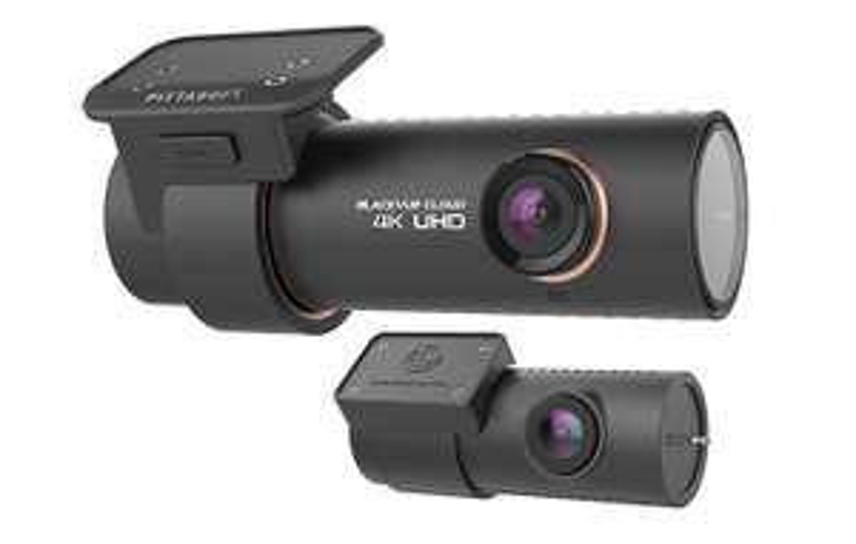 Blackvue DR900s 64GB 2 Channel 28% off - New 4K Model - £418.15 @ Amazon