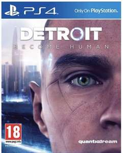 Detroit become human £35.95/ God of war £35.05 with code E3HANGOVER @ the gamecollection