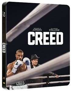 Creed - Limited Edition Steelbook Blu-ray £5.99 delivered @ The Entertainment Store Ebay
