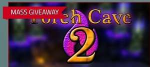 TORCH CAVE 2 [PC - STEAM] - FREE @ INDIGALA