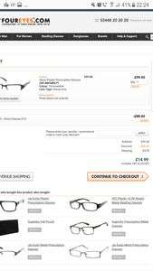 GHOST Frames from £10 (Taking £89 Off) at Specky Four Eyes and £4.99 delivery