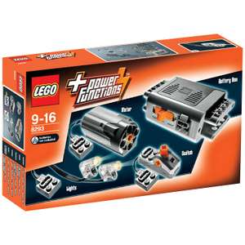 Lego Power Functions 8293 £21 John Lewis (and Amazon) - £21 @ John Lewis (free C&C)