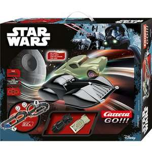 Carrera Go 20062387 Star Wars 6.2m of track @ Debenhams £35 with free click and collect (see code)