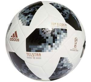 Adidas official Fifa World Football Telstar top glider size 5 now £14.99 @ Argos