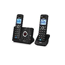 Vantage 9325 Twin iDECT  Call Blocker Telephones £30 @ Tesco Direct