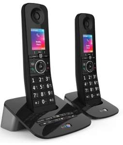 BT Premium Cordless Home Phone, Twin Handset Pack £59.99 @ Amazon