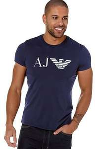 £10 off on Selected Armani Jeans Items e.g eagle print t-shirt £12.99 + Free Delivery for New Customers @ Studio.co.uk