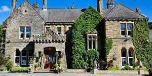 Overnight stay at 4 star Hunday Manor country house hotel in superior room inc breakfast & glass of prosecco £65 per couple (plus more Cumbria hotel stays in post) @ Travelzoo