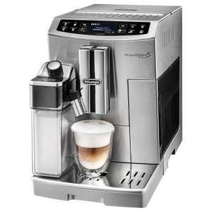 De'Longhi ECAM 510.55 PrimaDonna S Evo Bean-to-Cup Coffee Machine, Silver  £449.99 with code at John Lewis