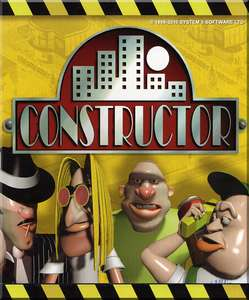 Constructor Classic 1997 FREE on Gog.com (PC / Mac / Linux)