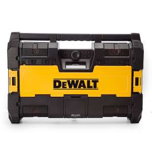 Dewalt DWST1-75663 Tough System DAB/Bluetooth Jobsite Radio XR Battery Charger, 18 V, Yellow £158.95 @ Amazon