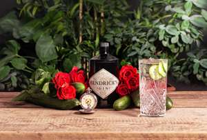 Free Hendricks Gin & Tonic at participating bars (messenger required)
