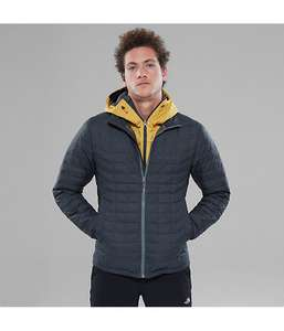 The North Face mens THERMOBALL™ FULL ZIP JACKET, £80 at TheNorthFace