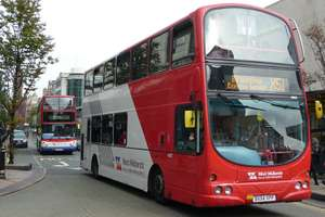 National Express offering 24hrs free bus travel for every West Midlands passenger! via mTicket mobile app