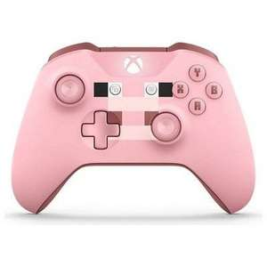 Xbox Minecraft pig controller (new) £33.59 at MusicMagpie