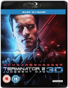 Terminator 2: Remastered 3D (Includes 2D Version) Blu-ray £14.98 Delivered @ Zavvi